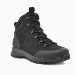 UGG Men's Black Emmitt Weatherproof Boot